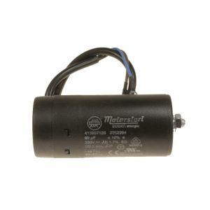 Condensateur De Demarrage 80uf 330v Pour Lave Linge Liebherr (SEM BOUTIQUE, neuf)