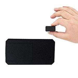 JUNEO TK901 TKSTAR Dieb Mini Traceur en Temps réel Portable Locator Anti Perte GPS pour Portefeuille Portefeuille Sac Cartable Enfant Cartable Viseur de Perte avec Application pour iOS et Android (Yunang Shop, neuf)