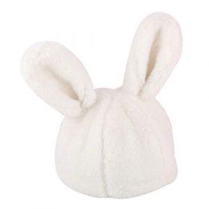 E-House Bonnet d'hiver en forme de tête de mort pour bébé garçon et fille Beige (BigBrother116, neuf)