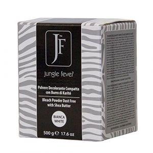 Poudre decolorante compacte-Enrichies en gomme de guar-Jungle Fever tipo blanc (My_Beauty_Box, neuf)