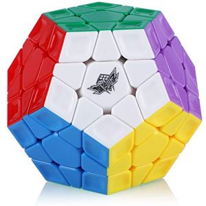 Maomaoyu Megaminx Cube 3x3 3x3x3 Speed Cube Magic Cube Puzzle Ultra Rapide (sans Autocollant) (Maomaoyu, neuf)