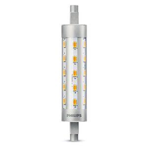 Philips ampoule LED Crayon R7s 118mm 65W Equivalent 60W Blanc (LAMPEN-RAMPE, neuf)