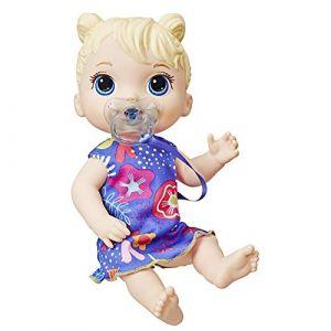 Baby Alive - Babille - Poupee cheveux blonds (GASCHers, neuf)