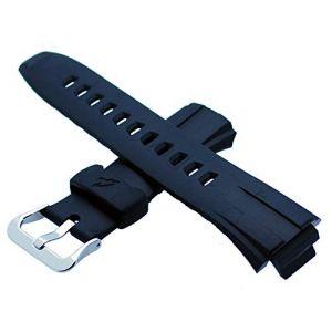 Casio Bracelet de Montre Resin Band noir pour GW-300-1 GW-300E GW-300U GW-301 GW-330A (ATL OUTLET, neuf)