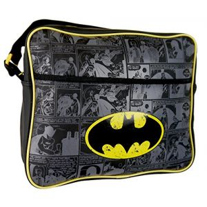 Batman Cartable BATMAN001016 Bleu (Bags with Character, neuf)