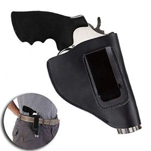 Gexgune Chasse Fournitures Holster Tactique Cool dans Accessoires pour Armes à feu Cuir véritable Chasse Holster Revolver (Aeryoyo FR, neuf)