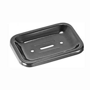HYY-YY Boîte à savon en métal en acier inoxydable (kaifaquhuangyangjiancaidian, neuf)