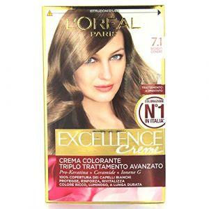 Excellence Crème colorante Blond Cendre 7,140ml (IdroTermoSanitari GROUP srl, neuf)