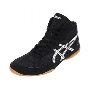 Asics - Matflex Noir Lutte - Chaussures de Lutte - Noir - Taille 33 (Sportspar, neuf)