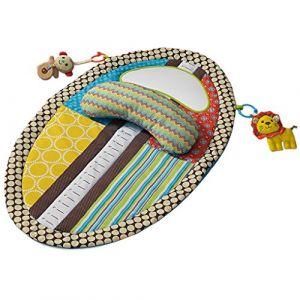 Smartstar – Matelas à langer souple pour bébé coloris dimensions 87 * 56 cm – avec poupée, oreiller et miroir – Tapis imperméable (SMARTSTAREU, neuf)