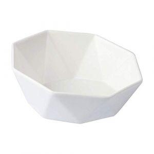 HCHLQLZ Blanc Pet Gamelles pour Chien et Chat Gamelles Chien Chat Céramique Va au Lave-Vaisselle et Facile à Nettoyer (Hetoco, neuf)