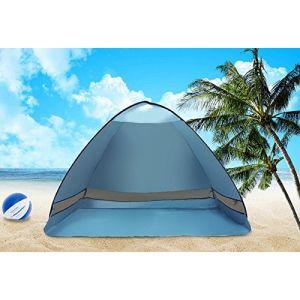 tente de plage anti uv parasol abri tente plage pop up abri de plage (AZLife EU, neuf)