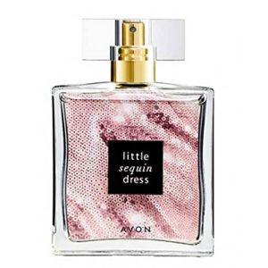 Avon Little Sequin Dress Eau de Parfum en vaporisateur 50ml (I LOVE BEAUTE, neuf)