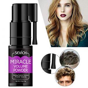 Poudre de coiffage, rotation de 360   degrés, poudre de volume de cheveux pour le solvant d'huile (hook.s, neuf)