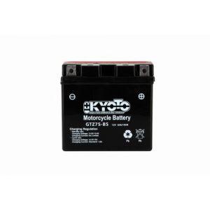 Batterie Moto KYOTO Ytz7s-bs - Ss Entr. AGM L 114mm W 70mm H 105mm 12v 6ah Acide 0.28l (LES COLIS NOIRS 62, neuf)