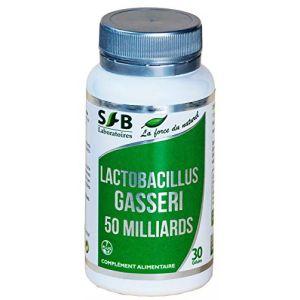 Lactobacillus Gasseri 50 Milliards - 30 gélules (Clairenature, neuf)