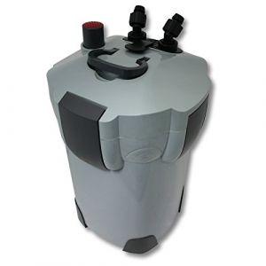 SunSun HW-404A Aquarium Bio Filtre extérieur 2000l/h 4-Phases Matériaux et Pompe (WilTec Wildanger Technik GmbH, neuf)