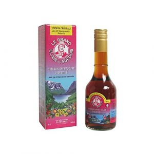 Elixir du suédois 40 ° - 200 ml (BIVEA, neuf)