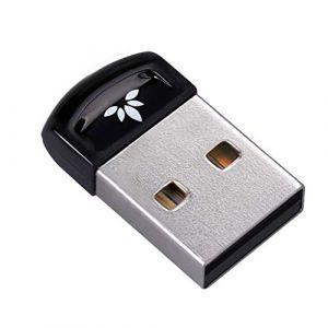 Avantree DG40SA USB Bluetooth 4.0 Dongle Adaptateur Plug & Play pour Versions Originales Windows 10 PC (Non MIS A Jour), pour équipements Bluetooth, Casques, Enceintes, Souris, Clavier (AvantreeDirect, neuf)