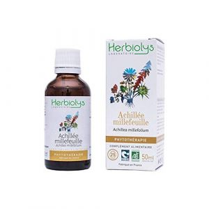 HERBIOLYS - Phytothérapie extrait de Achillée millefeuille Bio - 50 ml (BIVEA, neuf)