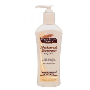Palmer's Cocoa Butter Formula with Vitamin E, Natural Bronze Body Lotion, 8.5-Ounce Bottles (Pack of 3) by Palmer's [Beauty] (English Manual) (British Essentials, neuf)