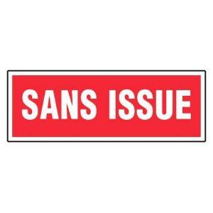 Novap - Panneau - Sans issue - 330X120 Mm Rigide