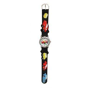 Montre enfant quartz Voitures Cars bracelet caoutchouc (licence team, neuf)