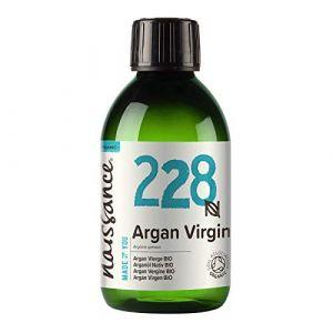 Naissance Huile dÂ'Argan du Maroc BIO (n° 228) - 250ml - 100% pure, naturelle - pressée à froid et non-raffinée - végane, sans hexane et sans OGM - anti-âge et antioxydante (Naissance - expédié depuis le Royaume-Uni, neuf)