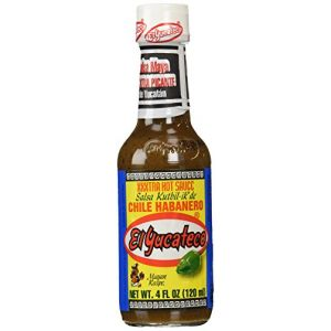 El Yucateco Salsa Kutbil-ik-de Chile Habanero XXXTRA HOT SAUCE 120ml (ChilliBugs Hot Sauces Ltd, neuf)