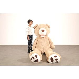 Banabear Lerosier Nounours Peluche géants de 130 à 340 cm !! Teddy Bear Ourson Ours Immense (260 cm) (lerosier1234, neuf)