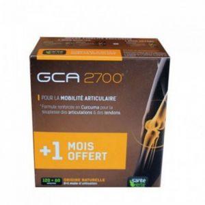 Gca 2700 lot de 2 boites de 60 comprimés + 1 boite offerte by Sante verte (parapromos, neuf)