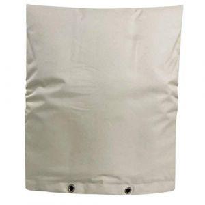 Couvercle d'hiver pour arroseur d'eau, Couvercle antigel pour isolant de tuyau de robinet,pour Hiver Housse de Protection de Robinet Externe 40 × 50cm Serria (Serria, neuf)