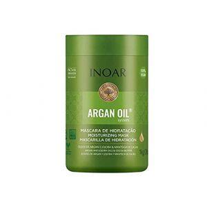 Inoar Argan Oil Moisturising Hair Mask 1kg (GOLDUNITED, neuf)