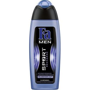 Fa Hommes Gel Douche Sport Recharge 250ml (TopDeal 24, neuf)
