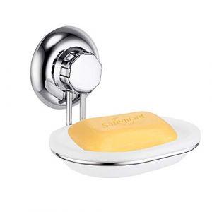 Porte savon cuisine comparer 142 offres for Ventouse salle de bain ne tient pas