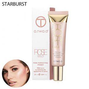 1pc Visage Glow liquide surligneur Contour Brighten Shimmer 3D Enhancer Natural Glow Facial Crème éclaircissante Mise en évidence Lotion (STARBURSTTM) (weimoli, neuf)