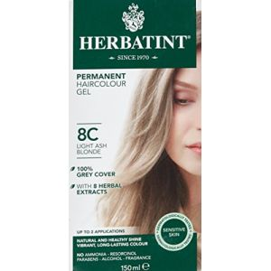 Light Ash Blonde 8C - 150ml (Eco-Natural Products, neuf)