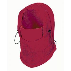 WSLCN Unisexe Adulte Cagoule Facial Cache-Oreilles Nez Tête Tour de Cou Garder Chaud Cagoule en Polaire Sport en Plein Air Cagoule de Adulte Violet (light-in-the-dark, neuf)