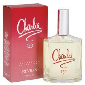 Revlon Charlie Eau Fraiche Rouge Mesdames Vaporisateur Eau de Toilette 100ml (Onogo FR, neuf)