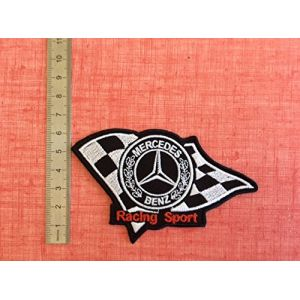 ECUSSON PATCHES AUFNAHER TOPPA - MERCEDES BENZ - THERMOCOLLANT (IDECALE, neuf)