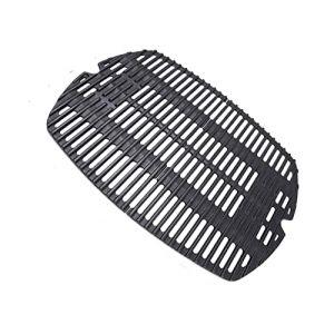 GFTIME Grille de Cuisson Barbecue pièces détachées Accessoire pour Weber Q200 Q220 Q2000 Series Modèles de Gril, Weber 7645 (54,61 x 38,76 cm),Partie 65811 (Bar.b.q.s, neuf)