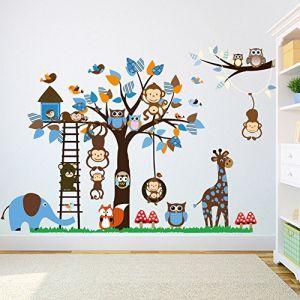 grand arbre mural comparer 46 offres. Black Bedroom Furniture Sets. Home Design Ideas