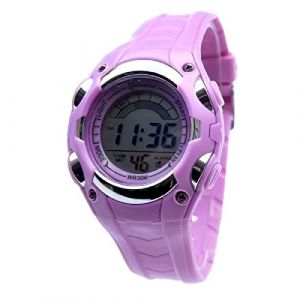 Montre Watch Enfant Fille Digitale quartz Etanche Chrono Alarme Garantie 1 an (MONTRE-STYLE, neuf)