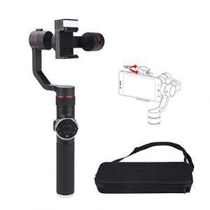Stabilisateur de téléphone, stabilisateur de caméra d'action avec poteau d'extension pour photos de groupe selfie Blogueur vidéo, parfait pour les amateurs de photographie (Koulaten, neuf)