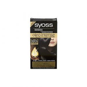 SAINT ALGUE SYOSS - OLEO Intense - 1-10_Noir intense (Dealon, neuf)