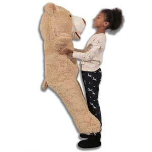 Banabear Lerosier Nounours Peluche géants de 130 à 340 cm !! Teddy Bear Ourson Ours Immense (130 cm) (lerosier1234, neuf)