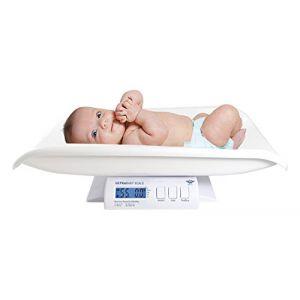 Balance pèse-bébé pédiatrique ou véterinaire petits animaux chiots évolutive et très précise : 27kg lecture à 2g PROMOTION (mancelboutique, neuf)