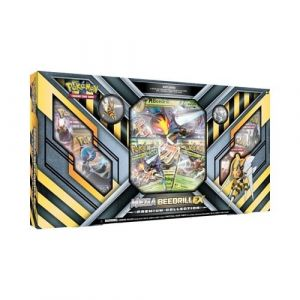 Pokémon Pok80169TCG Mega Évolutions EX Premium Collection Jeu de cartes ( Neuf )