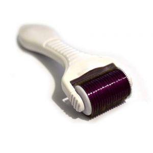Derma-cit ® 1080Aiguilles Titane Micro Aiguille Rouleau de corps Système Derma Roller pour les rides, cicatrices, acné, traitement de la cellulite. Augmente d'absorption de sérum de vitamine C, DE L'Acide hyaluronique, et d'autres produits de soins de la