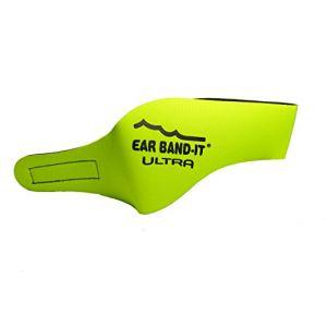 Ear Band-It Natation Bandeau (retenir l' Eau, maintenez Bouchons Oreilles) recommandé par Le médecin et Protection Contre l' Eau Les Grands (âgés de 10 Ans et Adultes) Jaune (Rubber Soul Healthcare, neuf)